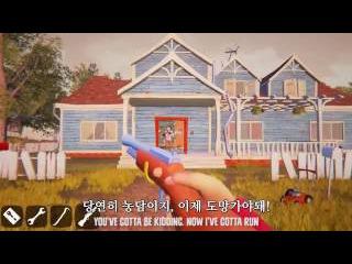 【안녕이웃 노래】 『Hello and Goodbye』 〔JT Machinima〕 (한글자막)