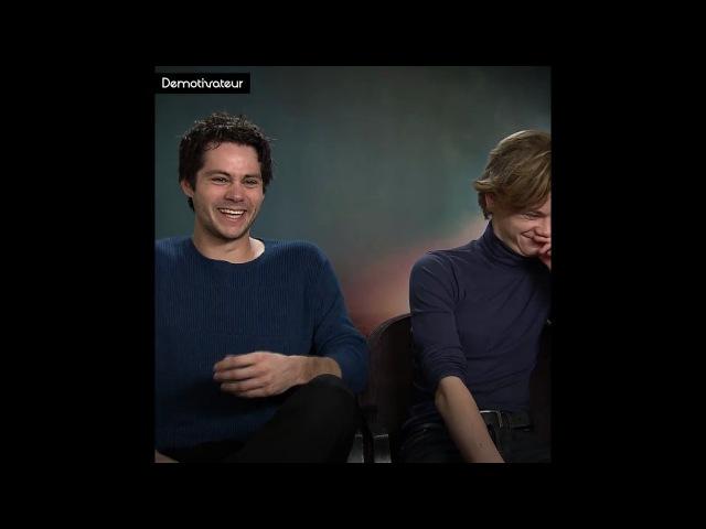 Dylan, Thomas e Kaya respondem que tipo de personagem gostariam de interpretar e mais!