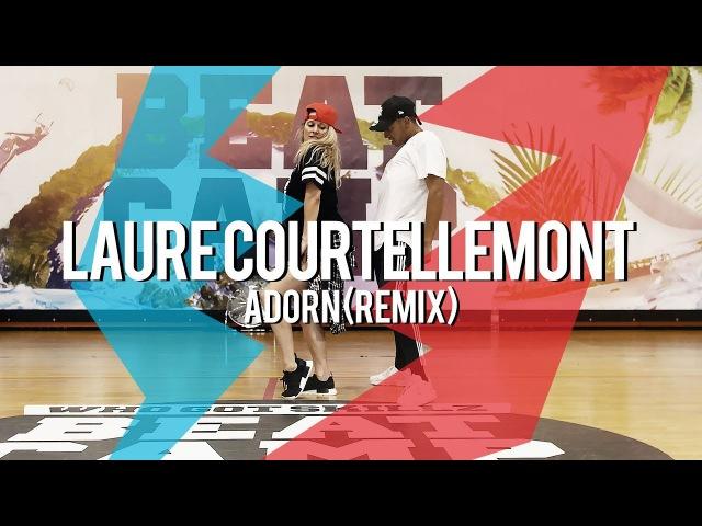Laure Courtellemont I Konshens Miguel Take You Ova (Adorn Remix) I WhoGotSkillz Beat Camp 2017