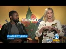 Charlize Theron stars in and produces new dark comedy 'Gringo' I ABC7