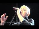 ALENA Otdavala menya mat' DDT Live at Kulttuuritalo Helsinki 27 04 2013