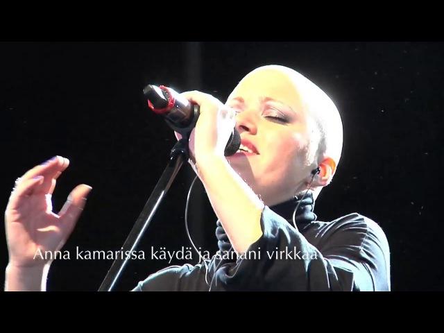 ALENA -Otdavala menya mat' (DDT Live at Kulttuuritalo, Helsinki 27.04.2013)