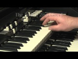 LESSON 10 - HOW TO PLAY JAZZ &amp ROCK LICKS ON A HAMMOND B3 or C3 ORGAN