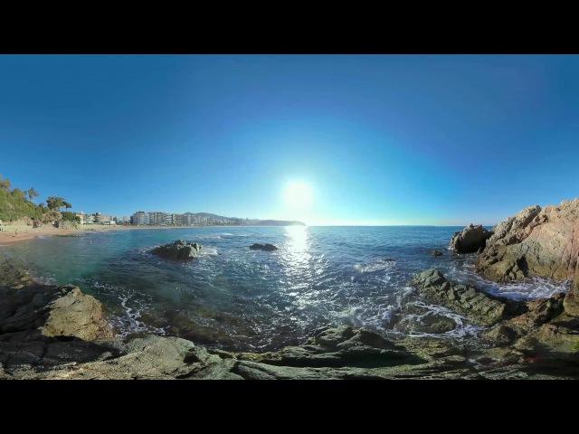 Видео 360 градусов Природные и культурные объекты Испании в панорамном видео от Снегирей VR