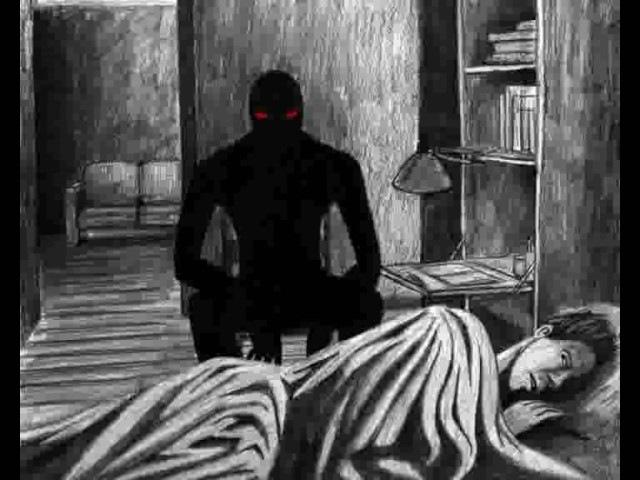 Авессалом Подводный Повесть о Тонкой Семёрке Глава 1 ч 1 Чёрный Человек