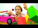 Мультик БАРБИ ♥ Машину Барби забрал ЭВАКУАТОР! Игрушки и Игры для Девочек Barbie Б ...