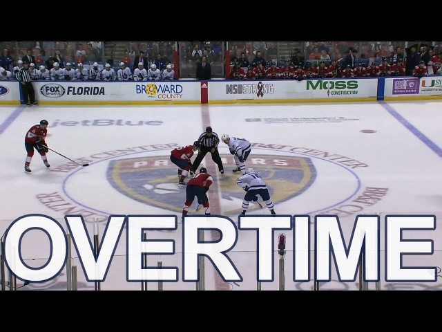 Full Overtime | Toronto Maple Leafs at Florida Panthers - 2/27/2018