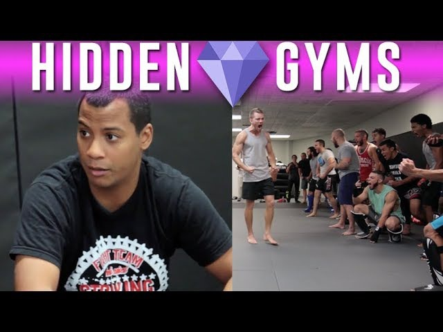 Hidden MMA Gym in NYC Basement Holds Kyokushin Roots