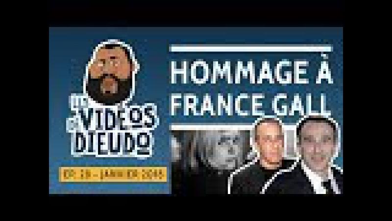 Dieudonné : Hommage à France Gall Elie Semoun, Thierry Ardisson Ardifion