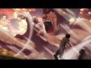 Eren Epic Moment! Eren controls Titans to protect Mikasa kill his Motherkiller! - Attack on Titan