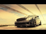 Mercedes Benz C Class C350 on 19 Vossen VVS CV3 Concave Wheels Rims YouTube