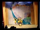 2000158 Хореографический коллектив ТАЛИСМАН. Народный танец Башкирский танец