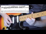 Lick of the week #1. Blues shred (+Tab)