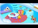 МИ МИ МИШКИ НОВЫЙ ГОД Мультик игра про Веселых Мишек МИМИМИШКИ ТУЧКА КЕША И СОНЯ 3