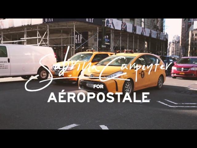 Aéropostale Sabrina Carpenter: NYC Meet Greet