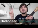 Radiohead - High and Dry (ukulele cover)