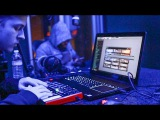 Nick Mira Tries Making A Beat From Scratch (LA STUDIO SESSION)