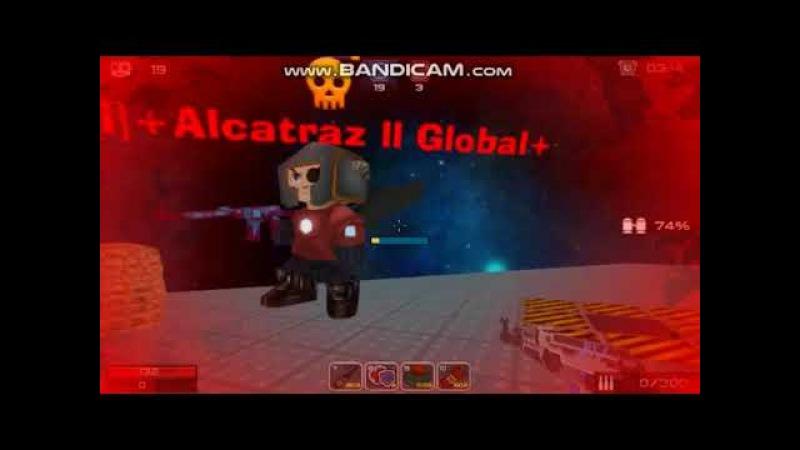 Кубезумие 2 | 3D FPS 1 на 1 против [b][i]Alcatraz ll Global