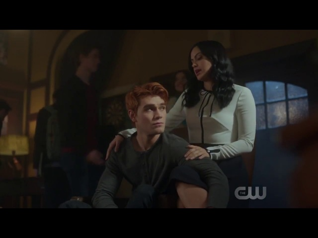 Riverdale 2x12 Chapter Twenty-Five: The Wicked and the Devine Varchie, Betty, Jughead, and Kevin
