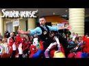 Spider-Man: Over 1 Hour of SPIDER-VERSE Mayhem at Conventions! Real Life Superhero Flash Mob