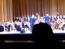 Дмитрий Хворостовский - Темная ночь (концерт в Краснодаре театр Премьера )