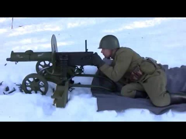 Winter war.