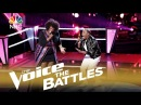 The Voice 2018 Battle - Rayshun LaMarr vs. Tish Haynes Keys Sweet Thing