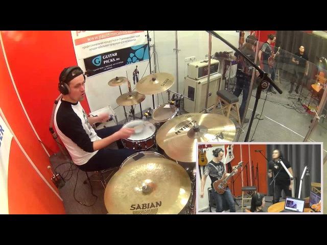 Ермаков Сергей(Талисман)DrumCamMix-Свое Радио/''Живые''15/03/18