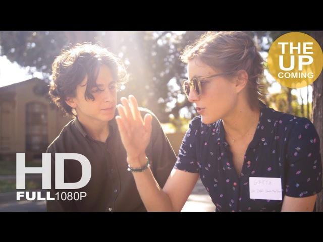 Lady Bird ultimate featurette Greta Gerwig directing Timothée Chalamet Saoirse Ronan Lucas Hedges