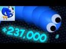 ⚽ SLITHER.IO КАК НАБРАТЬ 200 000 ⚽ СЛИЗАРИО HOW TO GET 200 000