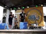 XI Neva Delta International Folk Blues Festival - 4.07.15 1 (Barbulators)