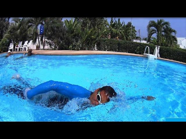 Плавание кролем - билатеральное дыхание! Насколько оно важно для новичка? Когда его надо учить?