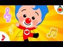 Plim Plim ♫ Cabeza Hombro Rodilla y Pie ♫ Canciones Infantiles