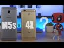 Meizu M5s или Xiaomi Redmi 4X. Бой бюджетных смартфонов. Человек-паук vs Дэдпул