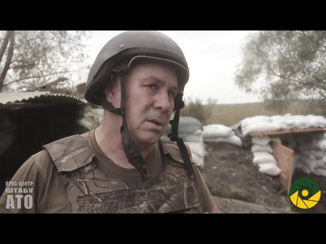 вАвдеевке жизнь бойцу спас кевларовый шлем. Остановил 3 пули (АТО, ВСУ, ЗСУ)