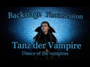 |LIMM| Backtage. Dance of the Vampire. Graf von Krolock