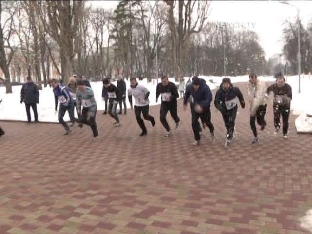 Спринт на підборах| Телеканал Новий Чернігів