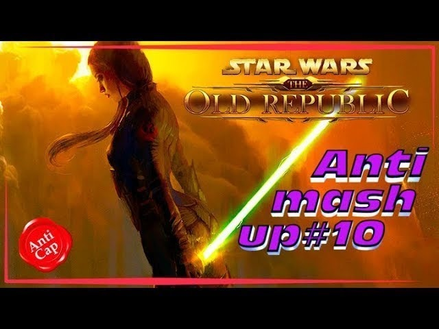 •Star Wars The Old Republic Mashup - Lost Epoch• 60 FPS Remastered