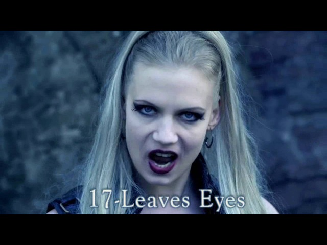 Top 30 Female Fronted Metal and Rock Bands You Should Have Heard Of