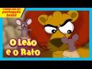 O Leão e o Rato em Português completa nova versão