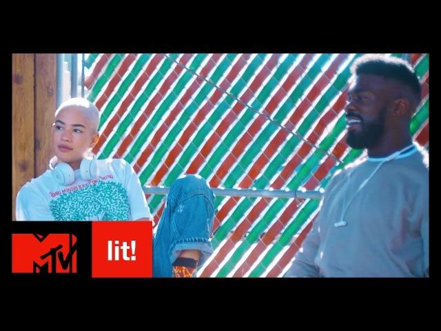 Behind N.E.R.D Rihanna's 'Lemon' w/ Mette Towley JaQuel Knight | LIT! |MTV Beats by Dr. Dre