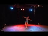 Едемская Дарья. Шоу женщины. Pole Star final Professionals 2016 в Спб