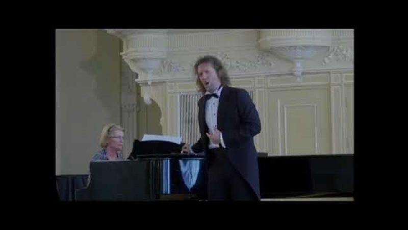 Евгений Южин - Романс Водемона из оперы Иоланта (П.Чайковский)