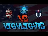 Dota 2 Team Empire vs OG - CD 4.0