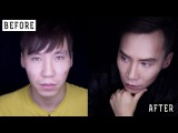 NATURAL MEN'S MAKEUP TUTORIAL