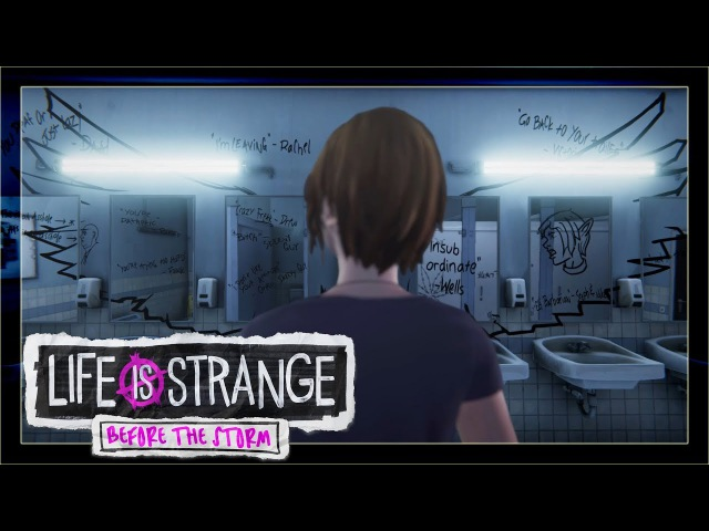 Life is Strange: Before the Storm Music Video Tribute | Lights Motion - Silver Lining
