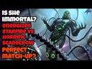 Injustice 2 Mobile | Energized Starfire vs Horrific Scarecrow | League Raids Gameplay