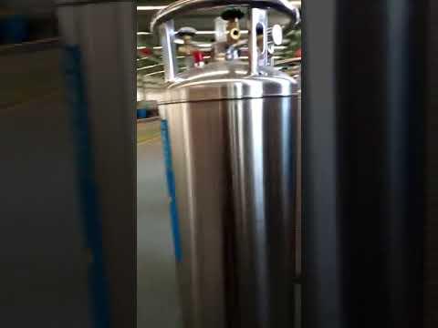 Cryo cylinder,175L dewar cylinder Made in China,www.rfdewar.com sales02@rfdewar.com