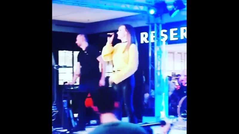 Kristína - Tancuješ mi v srdci, 21.10.2017, Poprad