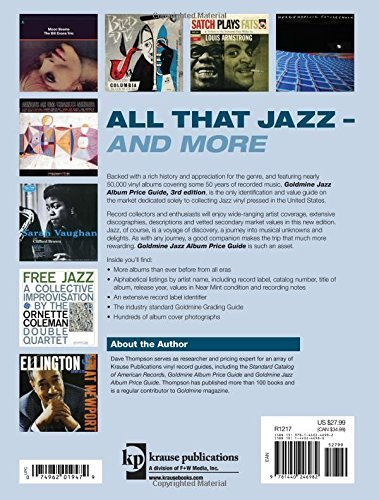 goldmine jazz 3rd edition
